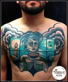 pin up, tattoo , check