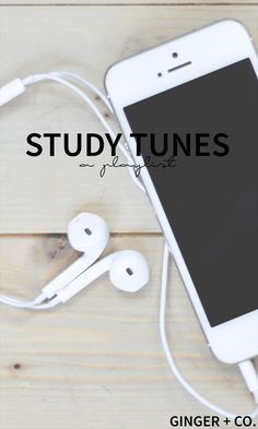 For problem-solving classes, like math, science, and finance, we like to listen to pop and upbeat musical soundtracks. Click here for more ideas from the Ginger and Co. Blog.