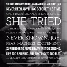 Gone With the Wind Quotes.