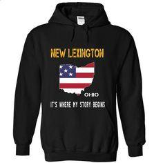 NEW LEXINGTON-- Its Where My Story Begins! - #winter hoodie #sweatshirt skirt. MORE INFO => https://www.sunfrog.com/No-Category/NEW-LEXINGTON--Its-Where-My-Story-Begins-4389-Black-18529138-Hoodie.html?68278