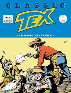 Capa da edição nº 2 de Tex Classic