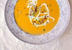 Todennäköisesti maailman herkullisin kurpitsakeitto. Grubs, Thai Red Curry, Food Photography, Ethnic Recipes