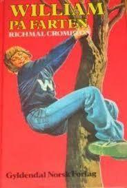 """William på farten"" av Richmal Crompton Comic Books, Comics, Reading, Cover, Comic, The Reader, Slipcovers, Cartoons, Cartoons"