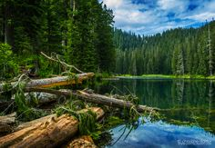 Independence Lake at Granite Falls, Washington. Christine Dorfer, Your Take