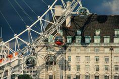 The London Eye London Eye, Louvre, Tower, Eyes, World, Building, Travel, Rook, Viajes