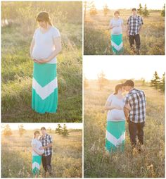 Outdoor Maternity Photography Captured by Kay Photography - Weyburn, SK Maternity Photography Outdoors, Maternity Session, Picnic Blanket, Outdoor Blanket, Sunset, Couples, Couple, Sunsets, Pregnancy Photos
