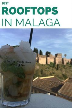 Best Rooftop Terraces in Malaga