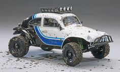 baja+bug | DuraTrax VW Baja Bug 2,4GHz RTR | RC-News.de