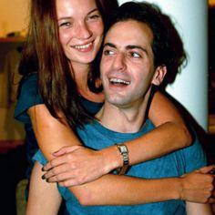 Kate y Marc en 1998
