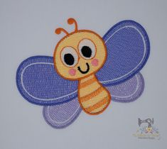 Applique Designs, Machine Embroidery Designs, Butterfly Design, Custom Embroidery, Printing, Stitch, Check, Full Stop, Machine Embroidery Patterns