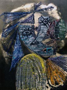 Futuristic Folk Fashion : 'Romantic Folk'