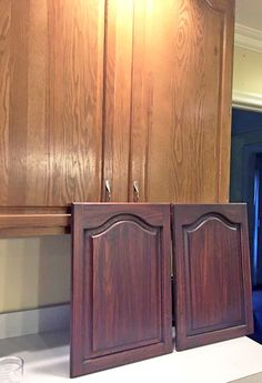 General Finishes Antique Walnut Gel Stain Helped Lisa Washam Completely  Rejuvenate Her Kitchen. Amazing! Weu0027d Love To See Your Projects Made With U2026