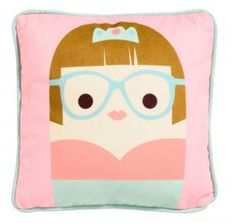 Coussin My Name is Simone By Dada Home