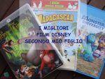 I migliori film Disney per mio figlio