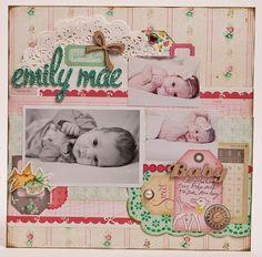 Emily Mae - Scrapbook.com