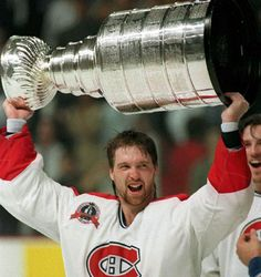 MONTREAL — The last time a Canadian-based team won the Stanley Cup — the Montreal Canadiens in 1993 — it was no big deal. Hockey Goalie, Hockey Teams, Hockey Players, Ice Hockey, Hockey Stuff, Hockey Baby, Montreal Canadiens, Patrick Roy, Saint Patrick