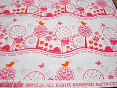 Watermelon Animal Friends by Michael Miller by Loriscountryfabrics, $8.75