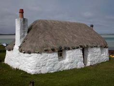 Scotland- a Crofter's Cottage