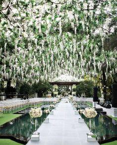 Fantasy Wedding Venues wedding