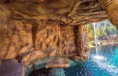 Gallery of the best lagoon swimming pool designs.See different lagoon pool styles, water features, and get ideas for creating your own dream backyard oasis. Backyard Pool Landscaping, Backyard Pool Designs, Swimming Pools Backyard, Swimming Pool Designs, Lap Pools, Indoor Pools, Pool Decks, Landscaping Ideas, Rose Landscaping