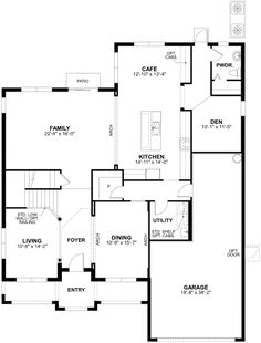Mi Homes Floor Plans | 44 Best Floor Plans Images On Pinterest Building A House Floor