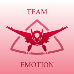 Team Emotion (PokemonGo Fanmade) by Aubraiid on DeviantArt Pokemon Team, Pokemon Fan Art, Cool Pokemon, Pokemon Fusion, Pokemon Stuff, Nintendo Pokemon, Pokemon Games, Pokemon Latias, Latios And Latias