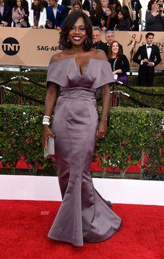 Viola Davis aux SAG Awards 2016