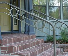 Railings For Stairs Exterior | Exterior Railing | Gainesville Ironworks,  Inc. | Gainesville,