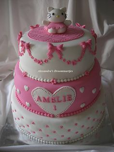 adorable-minus hello kitty (hello kitty is cute but i'd rather have some pink candles on top)