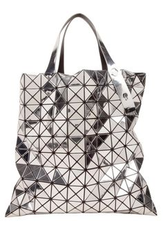 40fd077dbe89 Bao Bao by Issey Miyake Large Bilbao-Prism Tote. Flashy but woah.