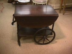 old serving carts | start free trial