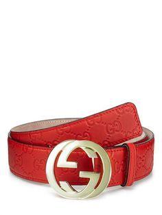 Gorgeous.  Gucci Belt Gucci. 100% Leather.