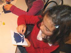 Workshop de costura criativa para crianças - Linhas no Pátio