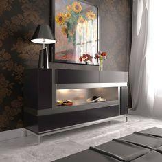 Nuevos modelo de #aparador Azkary, elegancia y sentido práctico #sideboards