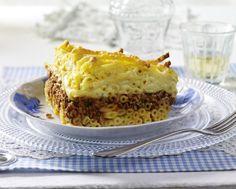 Unser beliebtes Rezept für Pastizio (Griechischer Nudelauflauf) und mehr als 55.000 weitere kostenlose Rezepte auf LECKER.de.
