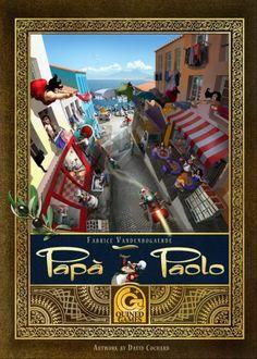 Bildergebnis für papa paolo brettspiel