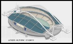 Athens olympic stadium by iTop-edition.deviantart.com on @deviantART
