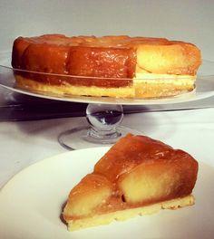 Tarte Tatin dessert pomme caramel pâtisserie
