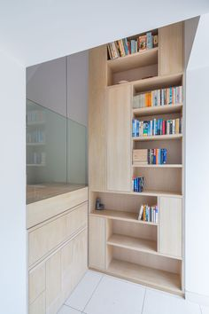 Chelsea Town House by Moxon Architects (3)
