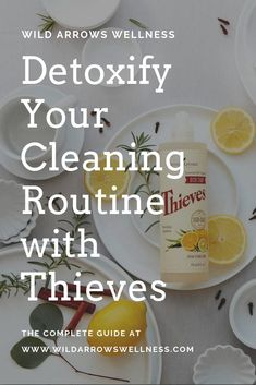 The complete Ditch and Switch guide to rid your home of air pollution caused by store bought cleaners. Have a Healthier Happier Home with Thieves!