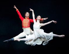 Ludovic Ondiviela as the Nephew and Elizabeth Harrod as Clara in The Nutcracker © Johan Persson/ROH 2011 by Royal Opera House Covent Garden, via Flickr