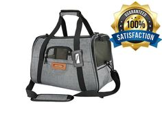 Southwest Airline Pet Carrier American JetBlue Under Seat Approved Travel Dogs #Unbranded
