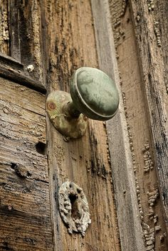 The Door Knob by hellmarto, via Flickr
