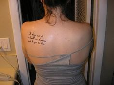 It does not do to dwell on dreams and forget to live - 70   Inspirational Tattoo Quotes  <3 <3