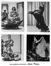Luisa Triana Flamenco Dancing