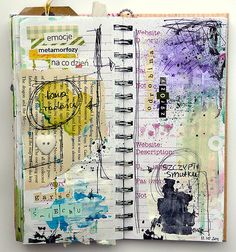 art journal by @mumkaa