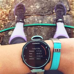 """I suppose I can call today's 5k a """"quality run"""" since the first two miles were exactly the same pace! The third was about 8 seconds slower, but I was running directly into the wind (which was gusting at 20 mph) and going up hill for like 90% of the last mile, so I'm not upset about it being a little slower. ☀️ 31.40/1,000 miles . #1000milesin2017 #hshive #runner #runnergirl #running #runforlife #runnersofinstagram #womensrunningcommunity #inspiringwomenrunners #fitfluential…"""