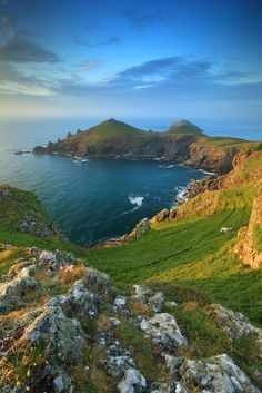 BettysZwergenstube — travelingcolors: The Rumps Point, Cornwall |...