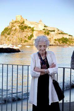 Cecilia Mangini, la più grande documentarista italiana, all'Ischia Film Festival 2014