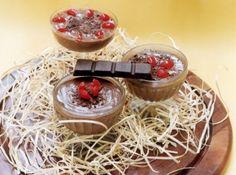 Receita de Mousse de Chocolate Delícia - mousse de chocolate é muito interessante porque é feita com chocolate em pó no lugar do chocolate em barra. Além de ser uma receita mais fácil,...